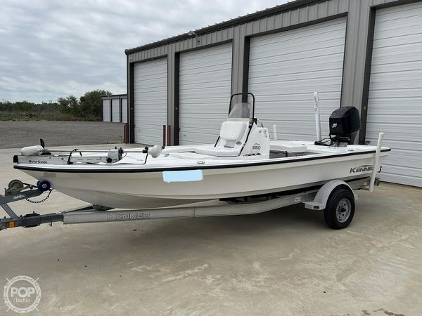 Used Kenner 1860 Center Console Fishing Boat For Sale