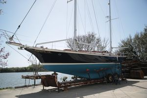 Used Cherubini 44 Ketch Sailboat For Sale
