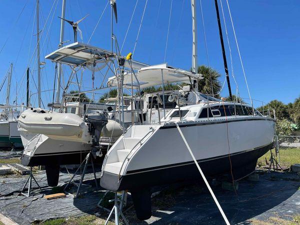Used Pdq 36 Capella Classic Catamaran Sailboat For Sale