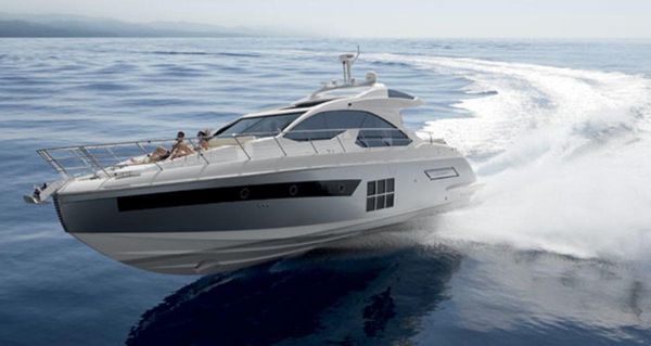 Used Azimut 55S Cruiser Boat For Sale