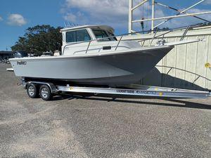 New Parker Sport Cabin 2320 SC Power Cruiser Boat For Sale