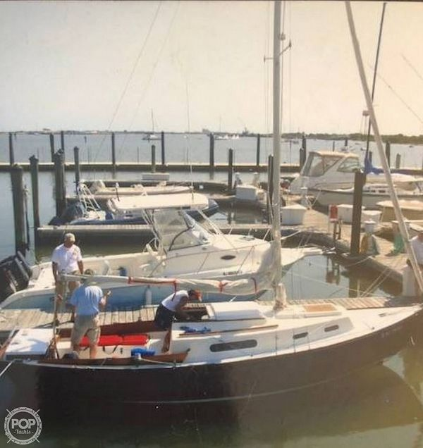 Used Cape Dory 25 Sloop Sailboat For Sale