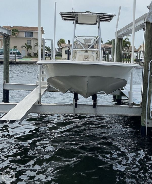 Used Carolina Skiff 218 DLV Skiff Fishing Boat For Sale
