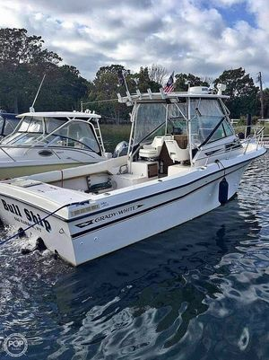 Used Grady-White Trophy Pro 25S Walkaround Fishing Boat For Sale