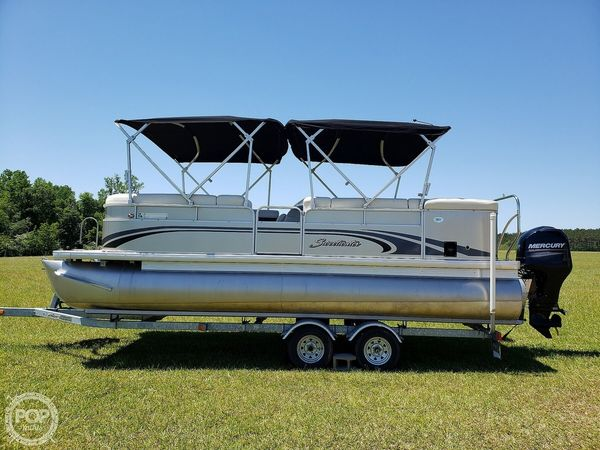 Used Sweetwater 2286 Pontoon Boat For Sale