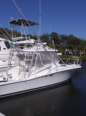 Used Luhrs Tournament open 320 Sports Fishing Boat For Sale
