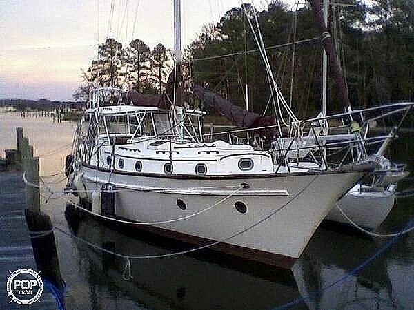 Used Csy 44 Sloop Sailboat For Sale