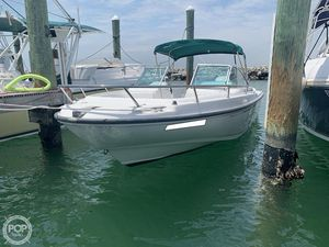 Used Boston Whaler 20 Dauntless Bowrider Boat For Sale