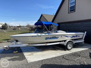 Used Malibu Tantrum Ski and Wakeboard Boat For Sale