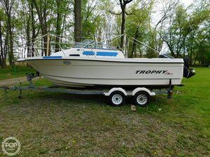Used Bayliner Trophy 2002 WA Walkaround Fishing Boat For Sale
