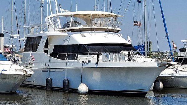 Used Ocean Alexander 546 Yachtfisher Motor Yacht For Sale