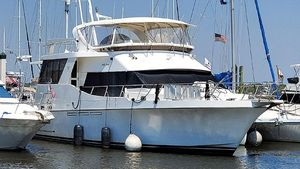 Used Ocean Alexander 546 Yachtfisher Motor Yacht For Sale