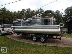 Used Sun Tracker 20 Pontoon Boat For Sale