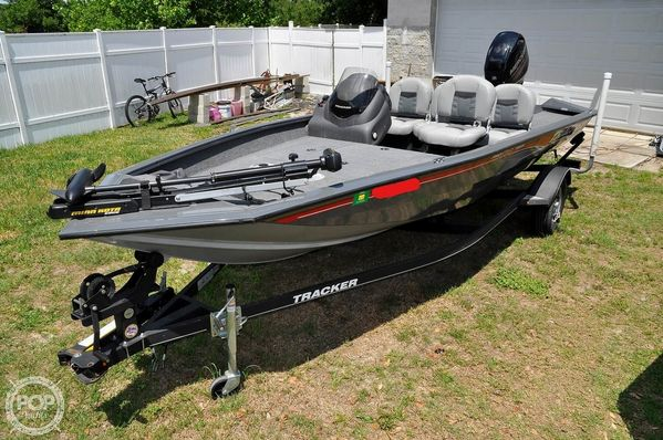 Used Tracker Pro 175 TF Bass Boat For Sale