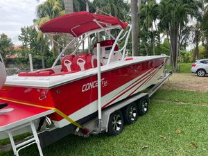 Used Concept 36 Cruiser Boat For Sale
