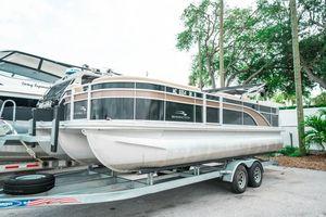 Used Bennington 22 SLX Pontoon Boat For Sale