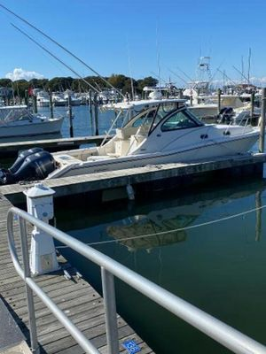 Used Pursuit 3370 Offshore Saltwater Fishing Boat For Sale