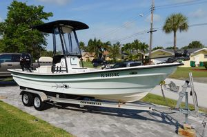Used Panga BOCA Grande 22 Commercial Boat For Sale