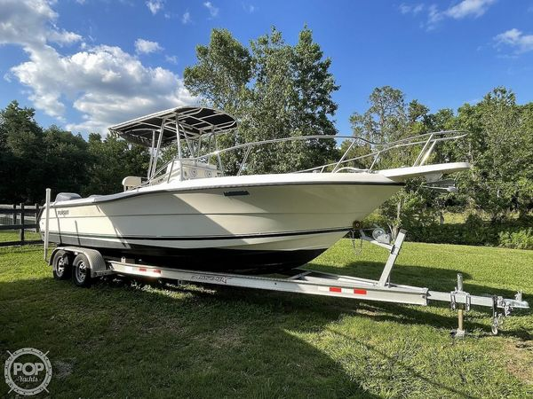 Used Pursuit 2470 CC Center Console Fishing Boat For Sale
