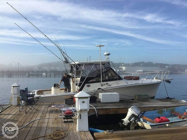 Used Pace 33 Sports Fishing Boat For Sale
