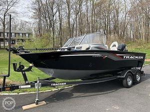 Used Tracker Targa V18 WT Bass Boat For Sale