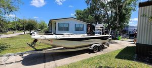 Used Carolina Skiff 238 DLVX Skiff Fishing Boat For Sale