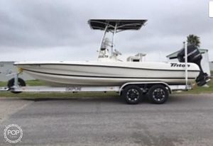 Used Triton 22 LTS Center Console Fishing Boat For Sale