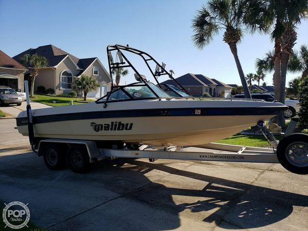Used Malibu Sunsetter Ski and Wakeboard Boat For Sale