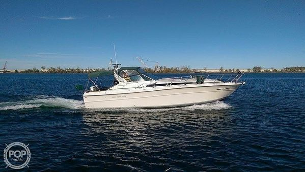 Used Sea Ray 390 EC Express Cruiser Boat For Sale