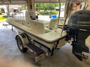 Used Maverick 17 HPX V Saltwater Fishing Boat For Sale