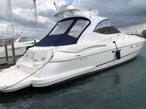 Used Cruisers Yachts 540 Express Cruiser Boat For Sale