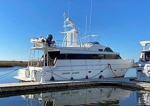 Used Stevens Motor Yacht For Sale