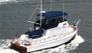 """Used Grand Banks """"42"""" Classic Motor Yacht For Sale"""