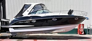 Used Monterey 33.5 Express Cruiser Boat For Sale