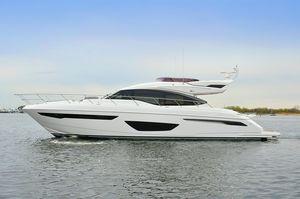 Used Princess S65 Sportbridge Flybridge Boat For Sale