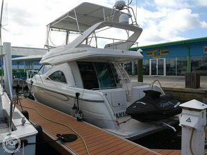 Used Maxum 4100 SCB Aft Cabin Boat For Sale