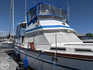 Used President 41 DC Aft Cabin Boat For Sale