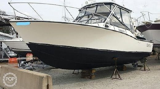 Used Carolina Classic 28 Sports Fishing Boat For Sale