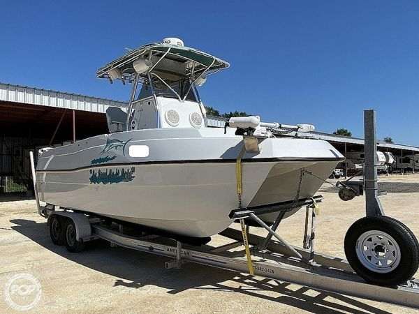 Used Pro Sports ProKat 2650 Power Catamaran Boat For Sale