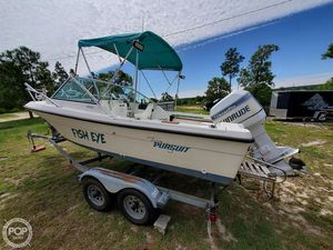 Used Pursuit 1950DC Runabout Boat For Sale