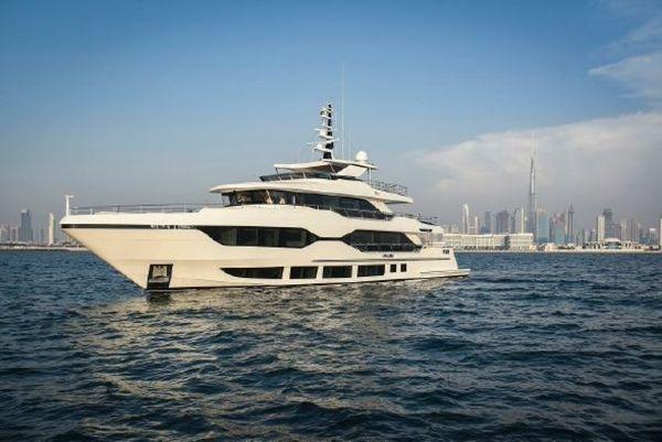 New Majesty Yachts 120 Motor Yacht For Sale