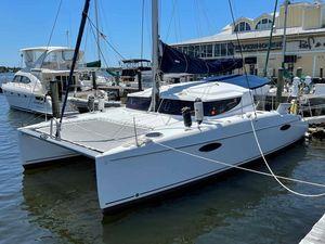 Used Fountaine Pajot MAHE Catamaran Sailboat For Sale