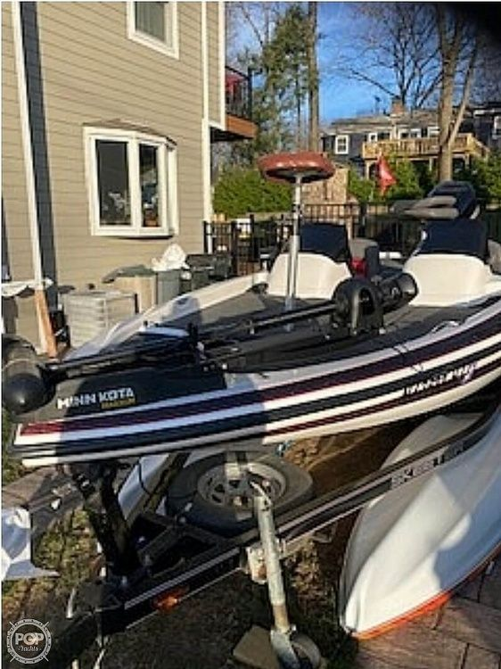 Used Skeeter Sx190 Bass Boat For Sale
