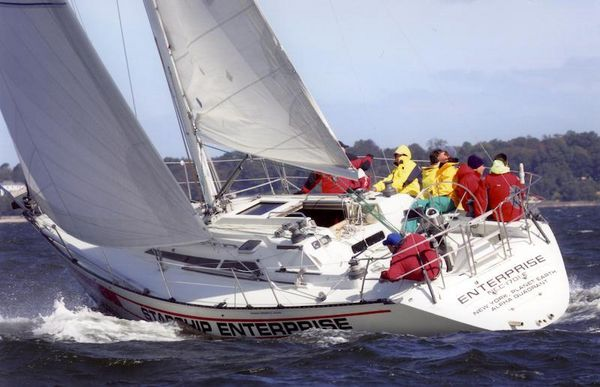 Used C&c 37 40 Sloop Sailboat For Sale