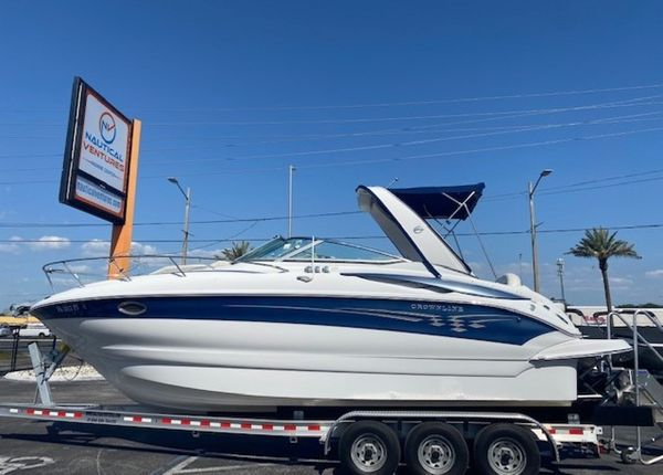 Used Crownline 270CR Cruiser Boat For Sale