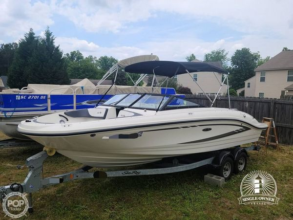 Used Sea Ray 210 SPX Bowrider Boat For Sale