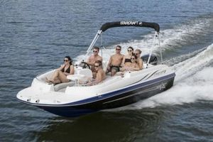 New Starcraft Limited 2000 OB Fish Deck Boat For Sale