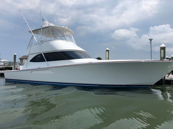 Used Viking 50 Convertible Sports Fishing Boat For Sale