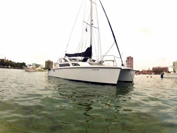 Used Gemini 105 MC Catamaran Sailboat For Sale