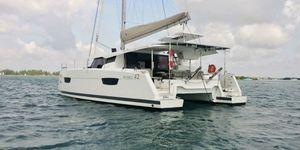 Used Fountaine Pajot Astrea 42 Catamaran Sailboat For Sale